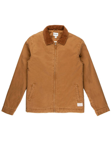 James Jacket - Tobacco