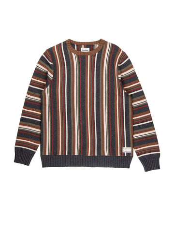 Vacation Knit Sweater - Espresso