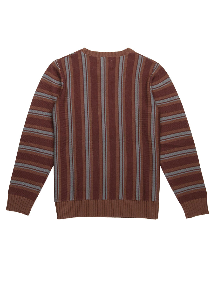 Vacation Knit Sweater - Cocoa