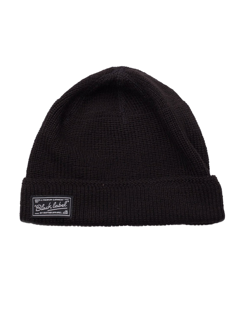 Watch Beanie - Black