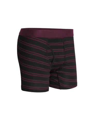 Clark Boxer Briefs - Fig