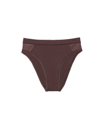 High Cut Brief - Truffle