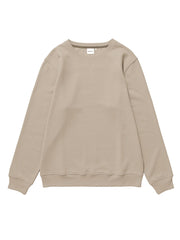 Men's Recycled Crewneck Sweatshirt - Warm Grey