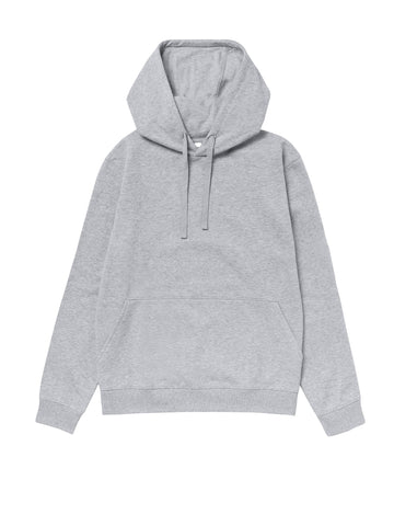 Men's Recycled Pullover Hoodie - Heather Grey