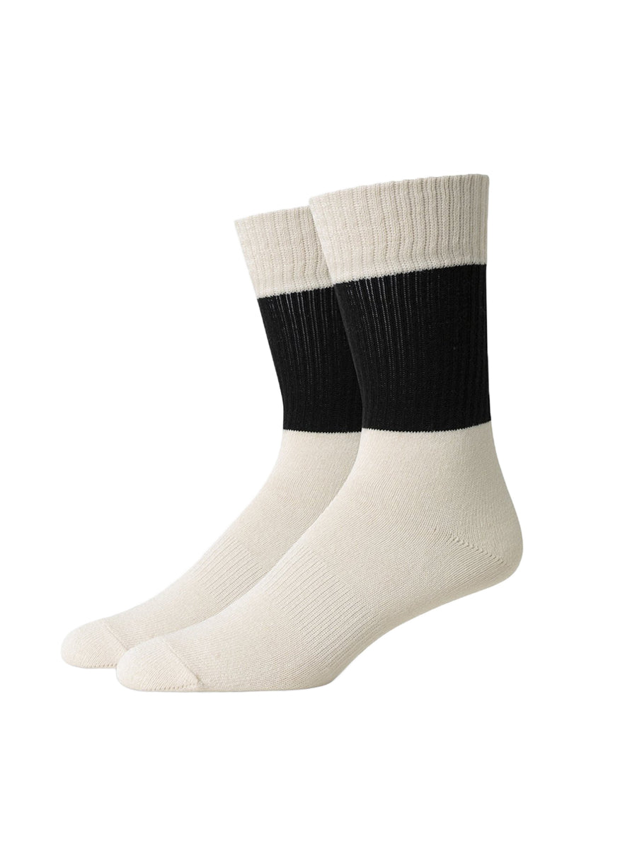 Rigby Socks - Black & White