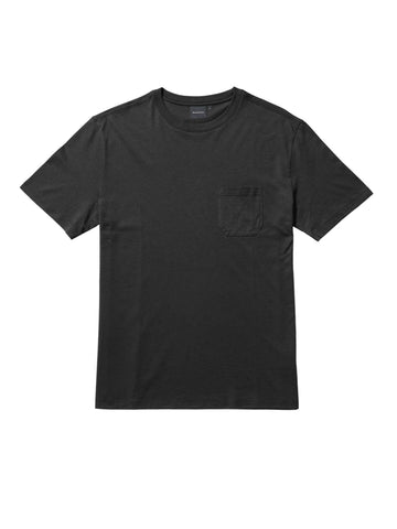 Men's Short Sleeve Pocket Crew Tee - Stretch Limo