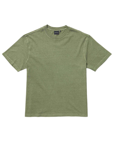 Men's Vintage Tee - Surplus Green