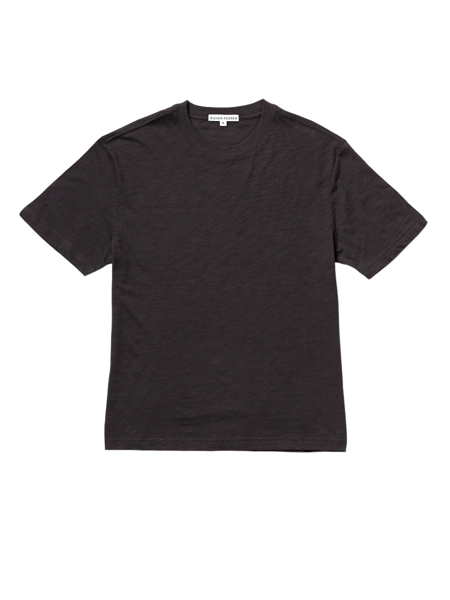 Men's Vintage Slub Tee - Black