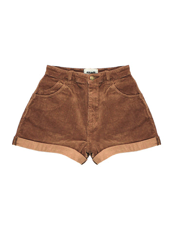 Dusters Short - Tobacco Cord