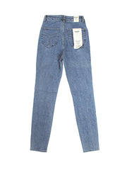 Eastcoast High-Rise Skinny Jeans - Bondi Blue