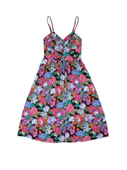 Eve Tapestry Dress - Multi