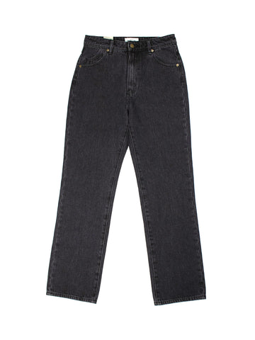 Original Straight Jeans - Belinda Black