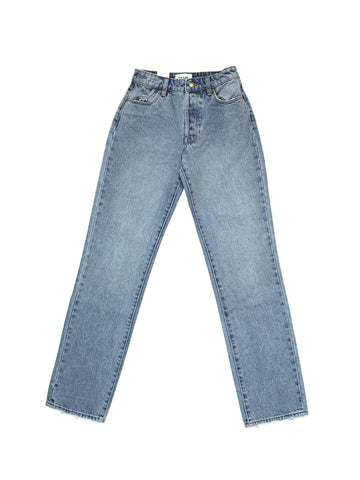 Classic Straight Jeans - 90's Blue