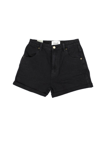 Dusters Shorts - Black Dust