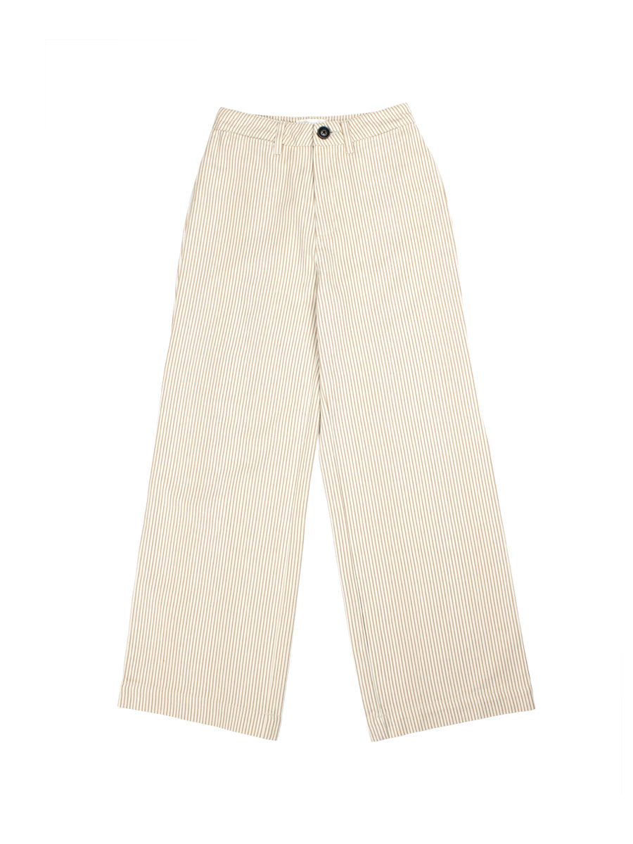 Old Mate Pant - Gold Stripe