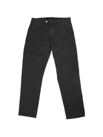 Relaxo Cropped Pant - Black