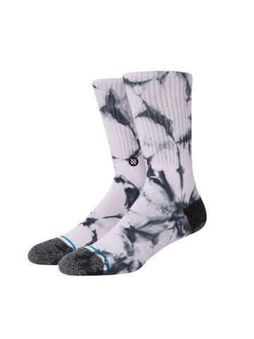 Burnout 2 Crew Sock - Lavender
