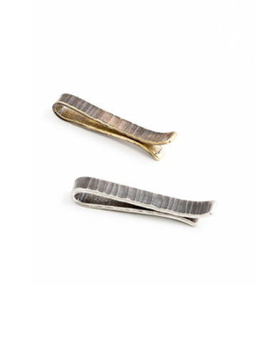 Bessemer Tie Bar - Sterling Silver