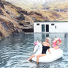 FUNBOY adventure club: Floating the oldest geothermal pool in Iceland