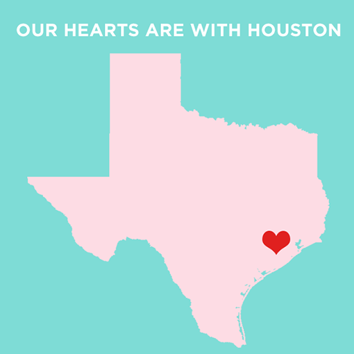 Texas In Our Hearts: Let's Make A Difference!