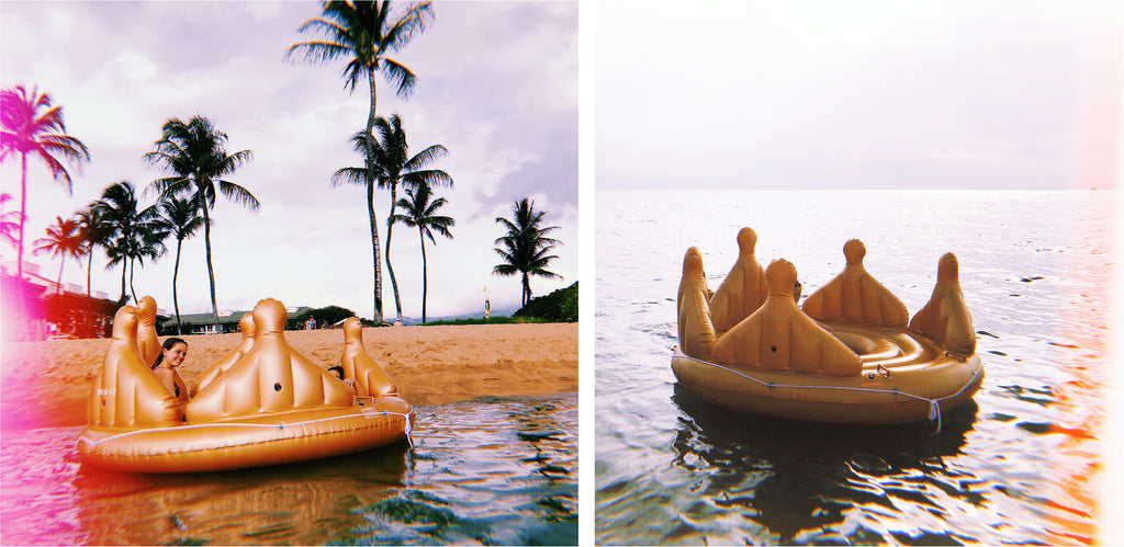 FUNBOY Crown Island Float - Hawaii