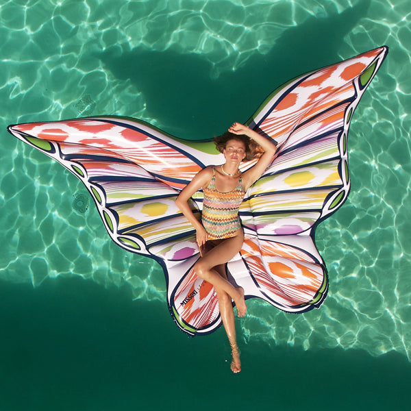 Missoni x FUNBOY Butterfly Float