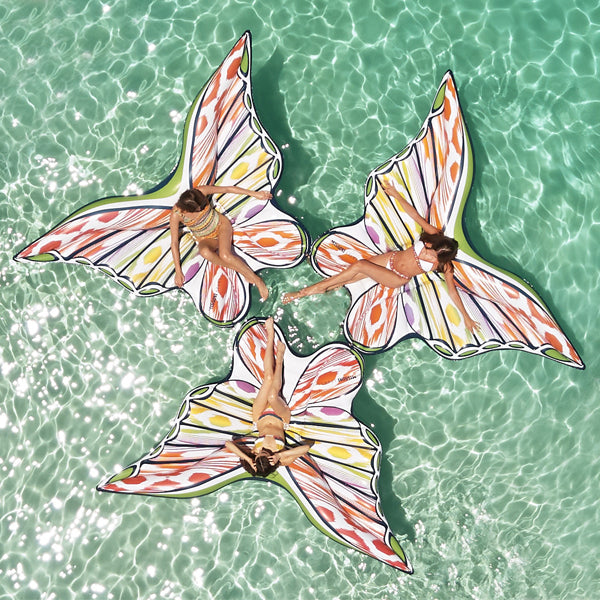 FUNBOY x Missoni Butterfly Wing Floatie