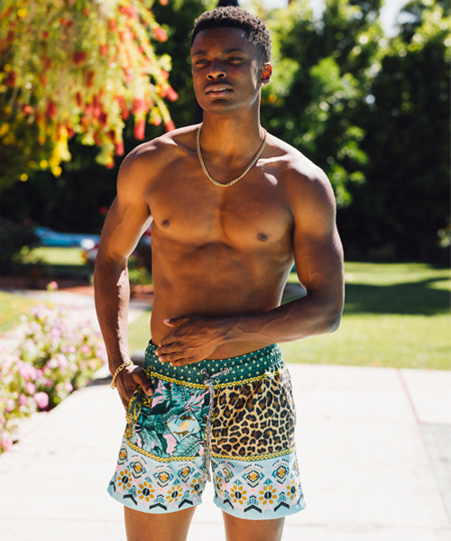 FUNBOY x Pangea Mens Swim Trunks