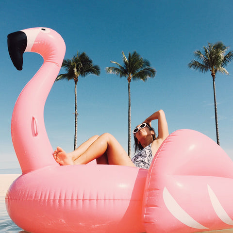 FUNBOY Flamingo pool float