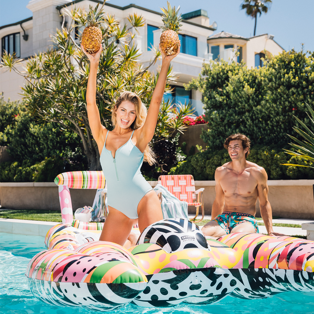 Smirnoff x FUNBOY Collab Pool Float