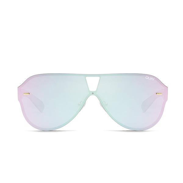 Quay X FUNBOY Stay Afloat Sunnies - Pink