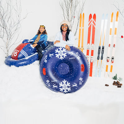 Inflatable Winter Snow Tube | FUNBOY