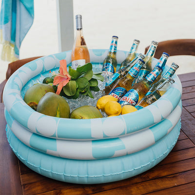 Art Deco Backyard Cooler