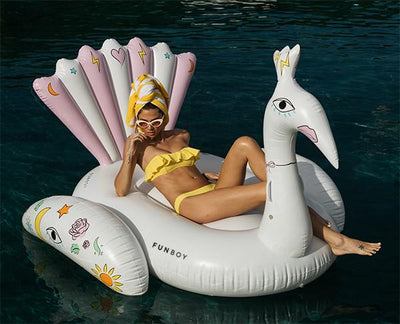 Best Sellers - Peacock Pool Float