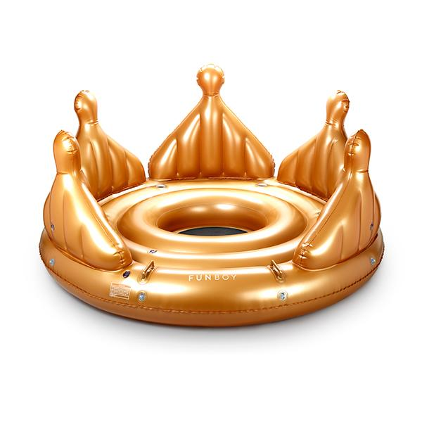 Royal Crown Island Float