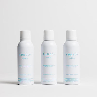 FUNBOY Aqua Hydrating Water Mist (3 Pack)