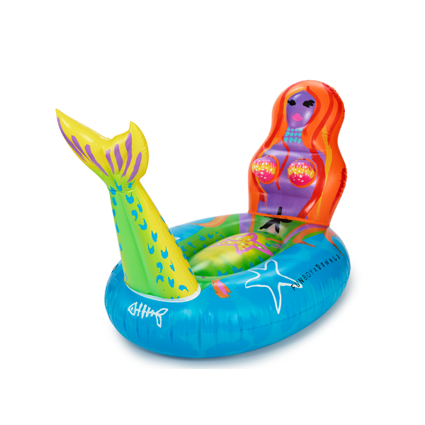 FUNBOY X Donald Mermaid Float