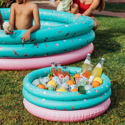 Ice Cream Pool Drink Cooler
