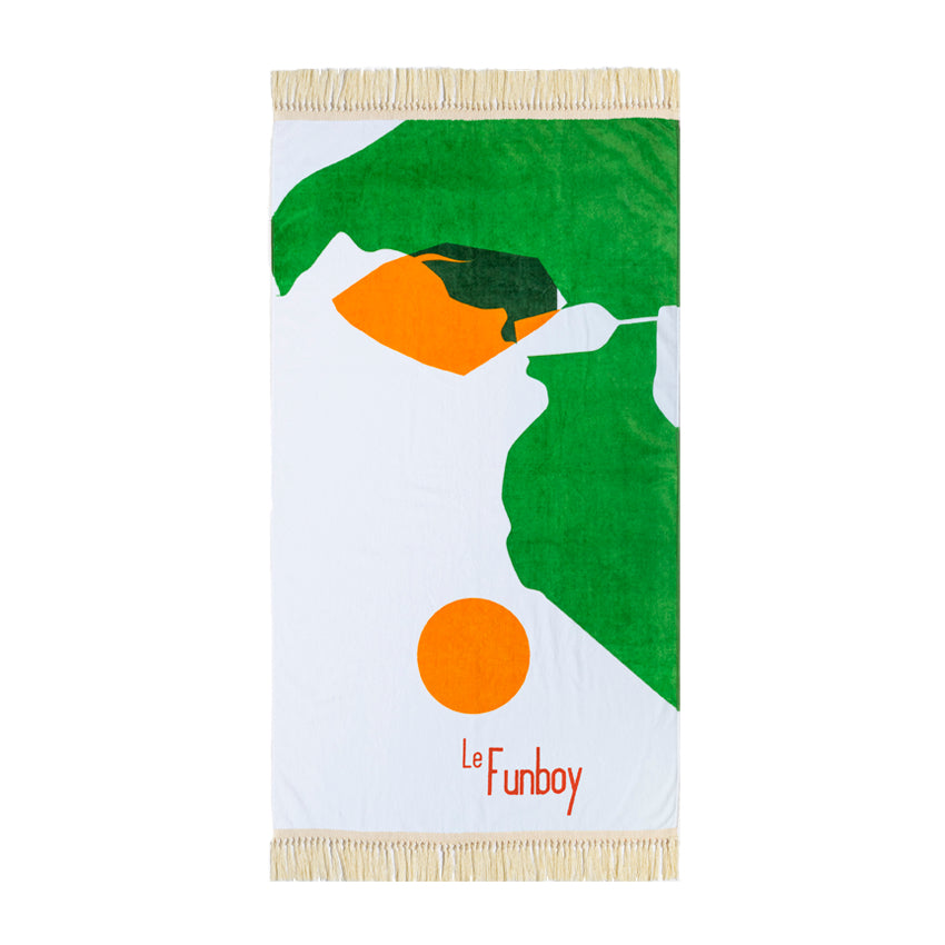 Le FUNBOY Beach Towel