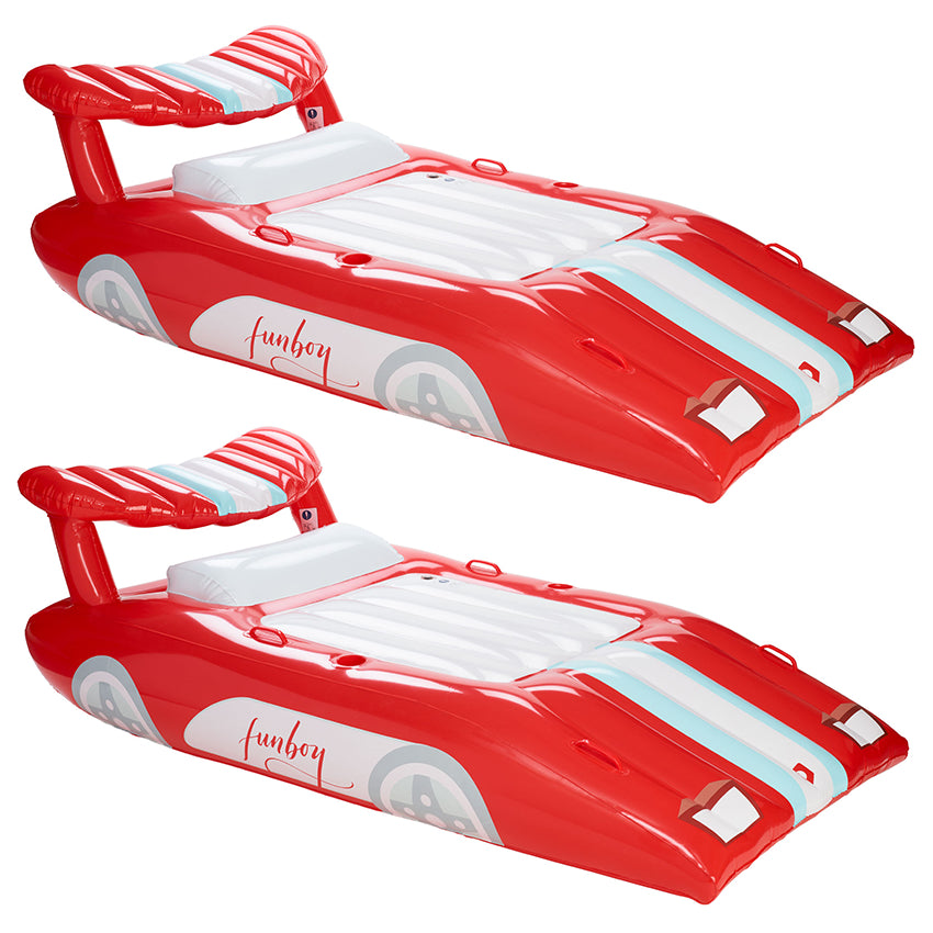 Red Sports Car Bundle (2 Pack)