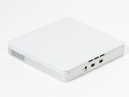 Data Tale PAIR 2-Bay Thunderbolt™ RAID System Enclosure (RS-S2T) with 1TB SSD