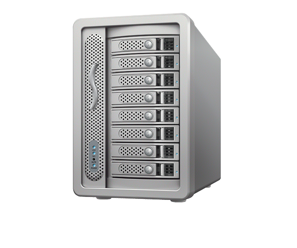 Fusion DX800RAID Expansion