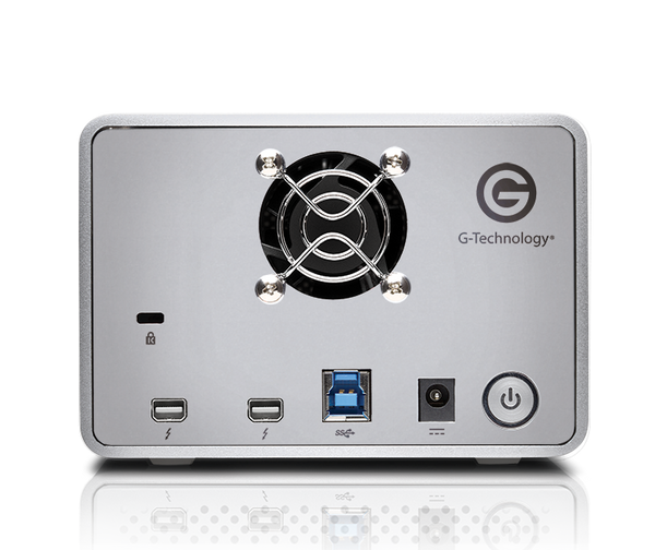 G-RAID with Thunderbolt and USB (Removable)