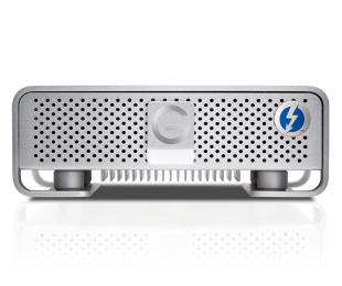 G-Drive with Thunderbolt and USB 3.0