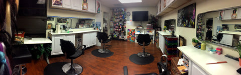 Lyndas Hair & Beauty Salon Irvine, CA.