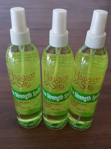 HAWAIIAN SILKY- EXTRA STRENGTH SPRITZ  - Lynda's Hair