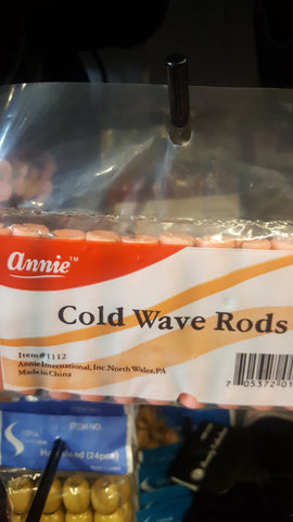 Cold wave rods  - Lynda's Hair