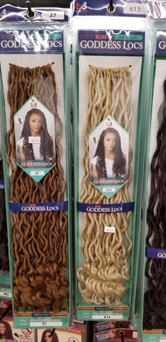 BOBBI BOSS GODDESS LOCS (Soft $ Ligth)  - Lynda's Hair