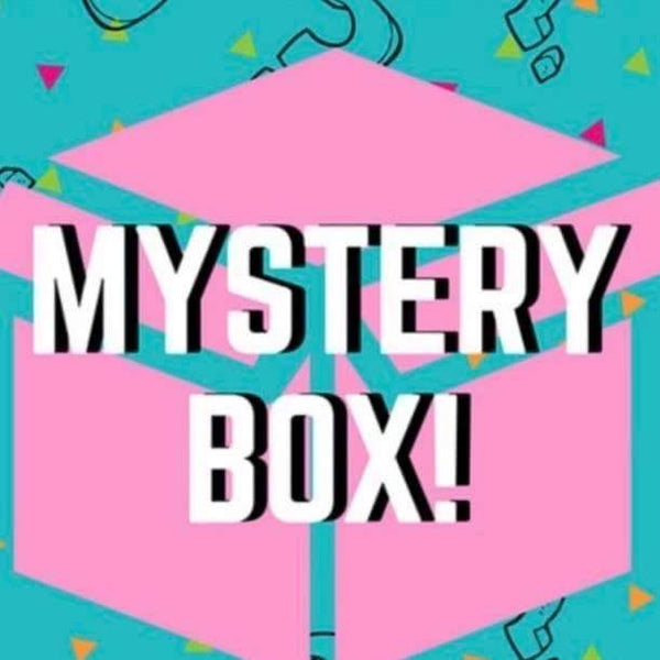 4 Item Mystery Packs