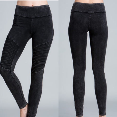 Favorite Moto Jeggings